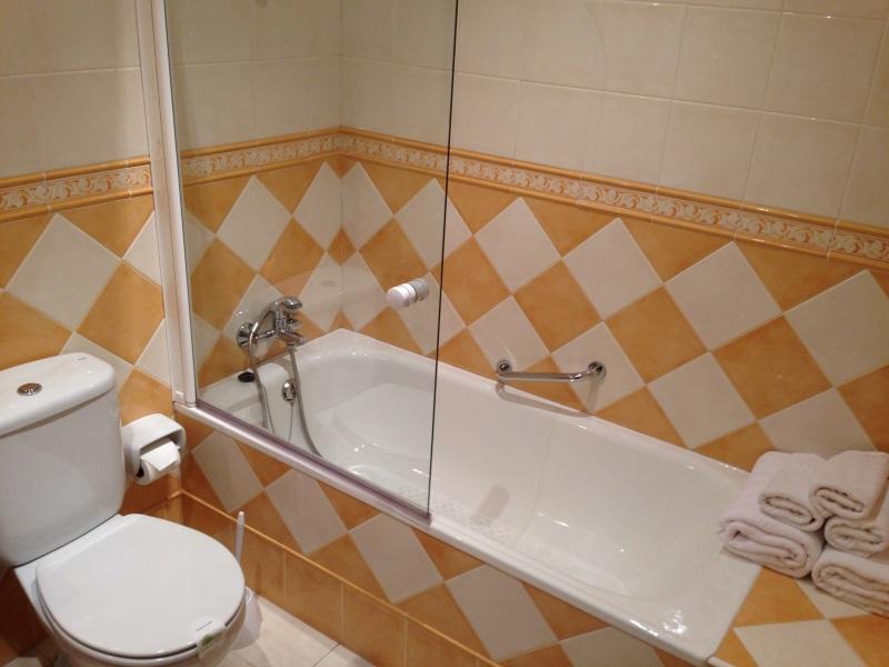 Detalle del baño Hotel Rural El Texeu