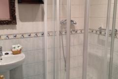 Cuarto de baño Hotel Rural El Texeu