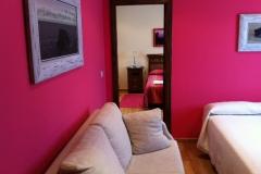 Habitación especial y cama extra Hotel Rural El Texeu