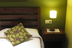 Habitación doble Hotel Rural El Texeu