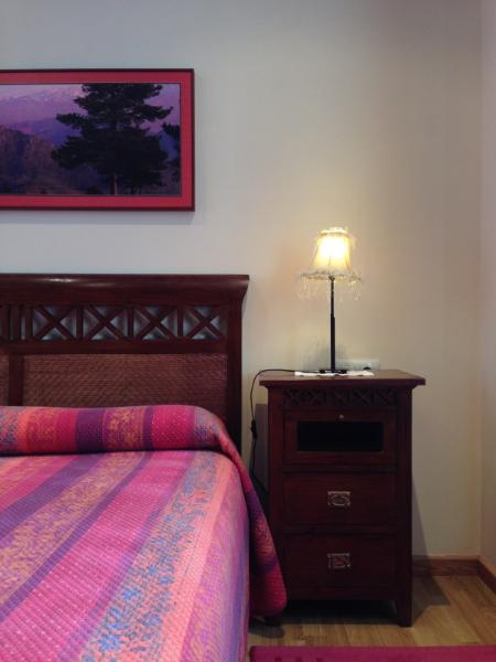 Habitación familiar Hotel Rural El Texeu