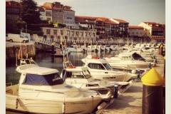 Puerto deportivo de Llanes